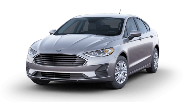 New 2019 Ford Fusion S Front-Wheel Drive (F Sedan for Sale in Leesville, LA